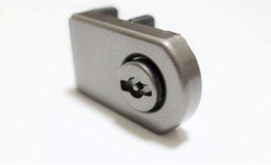 サッシ用補助錠 パワーロックブロンズ (N-1140)レビュー
